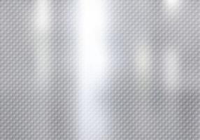 Abstrakte Quadratmusterbeschaffenheit auf silbernem Hintergrund.