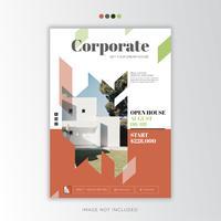 Kreativt företagsdesign