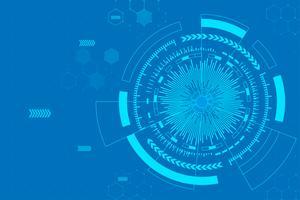 Geometrisches grafisches Hintergrundmolekül und -kommunikation. Konzept der Technologie. Verbindungslinien mit Punkten. Weltkarte Punkt. vertritt das globale Netzwerk. Social Media mit Telekommunikation vektor