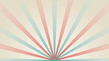 Abstrakter starburst Hintergrund. Sonnenlicht retro schmal. Fantasie-Vektor-Illustration. Magischer Sun-Strahlnstrahl-Musterhintergrund. vektor