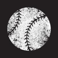 Baseball vektor ikon