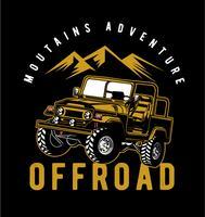 Offroad äventyr