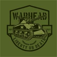 warhead tank