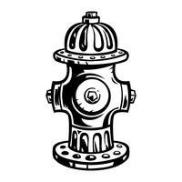 Feuerhydrant vektor