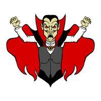 Vampir vektor