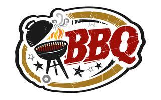 BBQ Grill Vektor Icon
