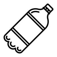 Limonadenflasche vektor