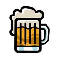 Öl rånar vektor ikon