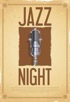 Jazz festival vektor illustration