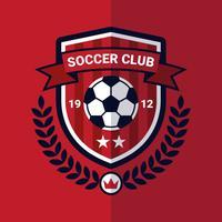 Soccer Badge vektor