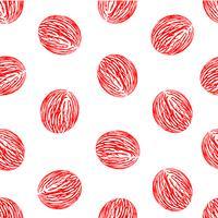Pong Pong Samen mit nahtlosem Hintergrund.
