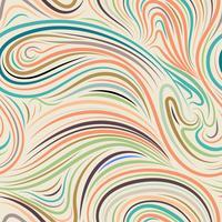 Abstrakter Hintergrund eigenhändig Drawling. vektor