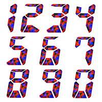 Schriftart vektor