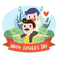 Alles gute zum Vatertag.