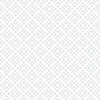 abstrakta kvadrater geometriska mönster grå färg på vit bakgrund. vektor
