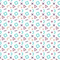 Buntes abstraktes Muster