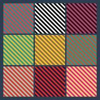 sömlösa linjer vektor