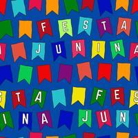 festa junina poster vektor