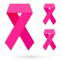 Brustkrebs-Band vektor