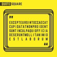 Zitat Rede Textfeld
