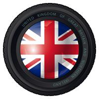 Großbritannien vektor