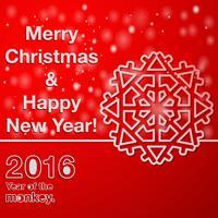 Frohe Weihnachten Neujahr