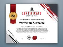 multifunktionella moderna professionella certifikatmall