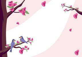 Frühlings-Hintergrund