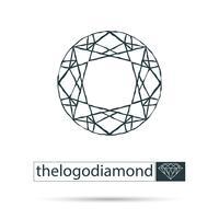 Diamant vektor