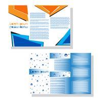 Broschüre3 vektor