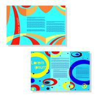 Broschüre2 vektor