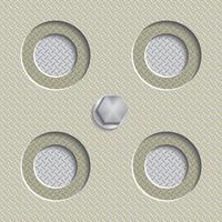Metall vektor