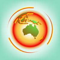 Global uppvärmningsvektor