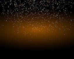 Funkelnscheinenblasen-Champagnerpartikel der Wasserfälle spielt schwarzes Hintergrundguten rutsch ins neue jahr-Feiertagskonzept die Hauptrolle.
