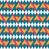 Abstrakt geometriskt mönster