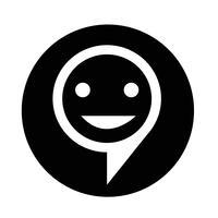 Zielsymbol Blase