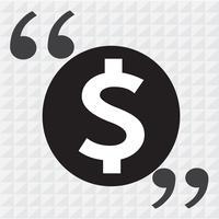 Dollarzeichen Geld-Symbol