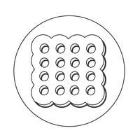 cookie ikon