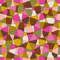 mod abstrakt vektor mönster