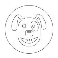 Hunde-Symbol