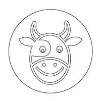 Kuh-Symbol
