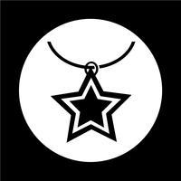 Halskette-Symbol