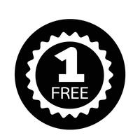 Köp en få en gratis ikon