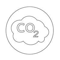 CO2-Symbol