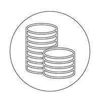 Geld-Symbol