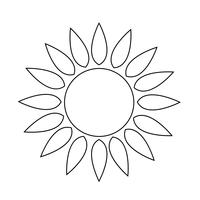 Sun iconSign of