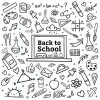 Hand rita tillbaka till skolans bakgrund