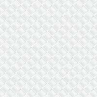 Modern vit bakgrund. Vit kvadrat geometrisk papper konst stil bakgrund vektor