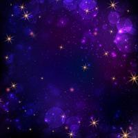Abstrakt galax bakgrund