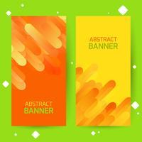 Abdeckungen mit geometrischem Muster. Bunte Hintergründe. Anwendbar für Banner, Plakate, Plakate, Flyer.